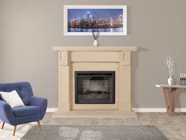 large luxury modern bright interiors Living room, Sandridge Stone Fireplaces, Limestone, Bath Stone, Portland Limestone, Melksham, Wiltshire