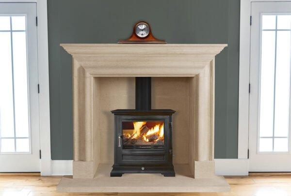 Mantel piece, mantel shelf Bath Stone fireplace, Sandridge Stone Fireplaces, Limestone, Bath Stone, Portland Limestone, Melksham, Wiltshire